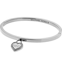 Michael Kors Heritage Stainless Steel Bangle