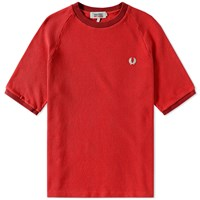 Fred Perry X Nigel Cabourn Sports Pique Crew Tee