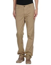 Dekker Casual Pants Khaki