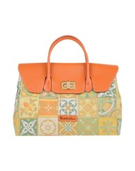 Braccialini Bags Handbags Women Orange