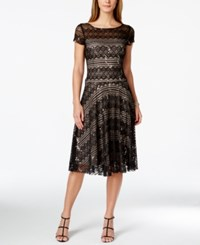 Sangria Snagria Sequined Lace Midi Dress