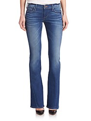 True Religion Becca Mid Rise Bootcut Jeans Crystal Springs
