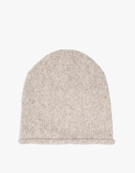 Lauren Manoogian Crown Beanie In Ecru