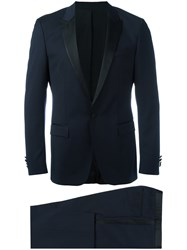 Hugo Boss Reysen Two Piece Suit Blue
