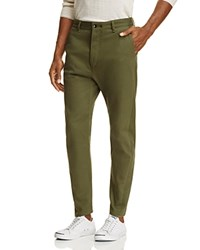 Rag And Bone Engineer Slim Fit Chino Pants Dark Olive