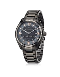Maserati Sorpasso Black Stainless Steel Men's Watch