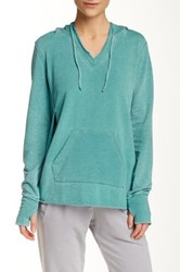 Central Park West The Super Exley Hoodie Blue