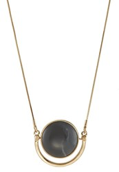 Only Onlallie Necklace Goldcoloured