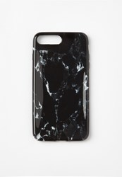 Missguided Black Marble Iphone 7 Case