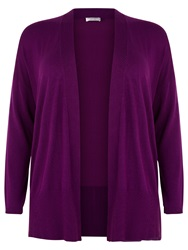 Windsmoor Open Neck Cardigan Fuchsia