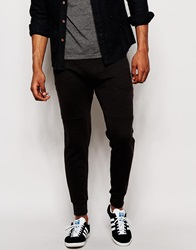 Pull And Bear Pullandbear Black Jogger