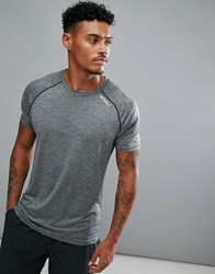 2Xu Training Urban T Shirt In Grey Mr4079a Cto Grey