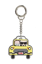 Karl Lagerfeld Nyc Keychain Multicolored