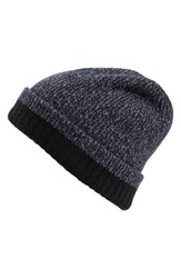 Rag And Bone Women's 'Francesca' Cashmere Beanie Blue Navy