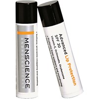 Menscience Men's Advanced Lip Protection Spf No Color
