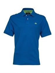 Raging Bull Big And Tall New Signature Polo Shirt Cobalt