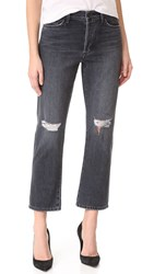 Siwy Jane B Crop Straight Jeans Amen Fashion