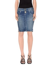 Cycle Denim Denim Skirts Women Blue