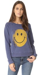 Mother The Square Sweatshirt So Much For My Happy Ending