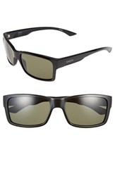 Men's Smith Optics 'Dolen' 58Mm Polarized Sunglasses Black Gray Green