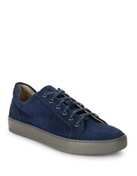 Kenneth Cole Reaction Sky High Suede Sneakers Laguna