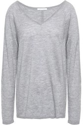 Duffy Cashmere Sweater Gray