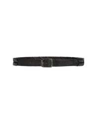 Golden Goose Belts Camel