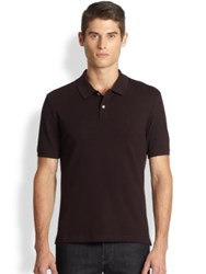 Victorinox Pique Cotton Polo Shirt