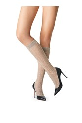 Fogal Knee High Socks With Wool Gr. L