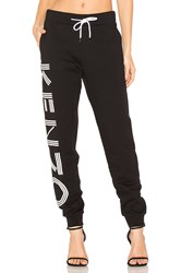 Kenzo Light Brushed Molleton Sweatpant White