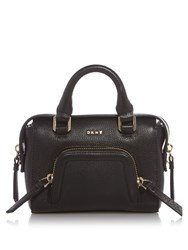 Dkny Chelsea Vintage Mini Satchel Bag Black