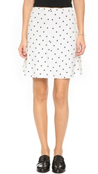 Bec And Bridge Space Cadet Skirt White