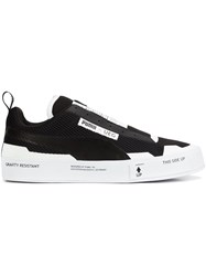 Puma Court Play' Laceless Sneakers Black