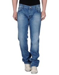 Love Moschino Denim Pants Blue