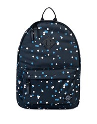 Parkland Meadow Zipped Backpack Polka Dot
