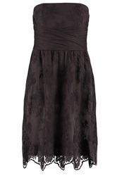 Esprit Collection Cocktail Dress Party Dress Dark Nougat Dark Brown