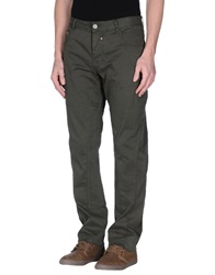 Ermanno Scervino Scervino Street Casual Pants Dark Green