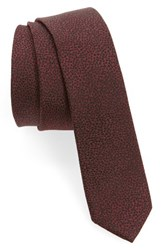 The Kooples Men's New Dots Silk Jacquard Tie