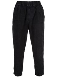 Casey Casey Dropped Crotch Trouser Blue