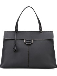 Myriam Schaefer Mini 'Lord' Tote Black