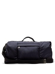 Paul Smith Grosgrain Trim Holdall Navy
