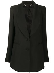 Federica Tosi Loose Fit Single Breasted Blazer 60