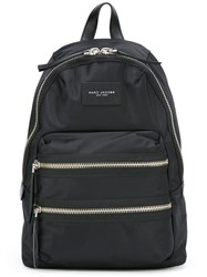 Marc Jacobs Biker Backpack Black