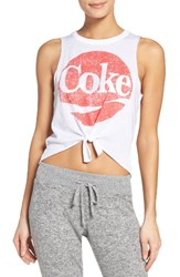 Chaser Women's Coca Cola Graphic Tank