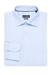 Breuer Regular Fit Dress Shirt Blue
