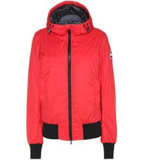 Canada Goose Dore Down Filled Hoodie Red