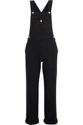 Ag Jeans Alexa Chung The Tennesse Denim Overalls Blue