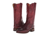 Lucchese Blair Red Cowboy Boots