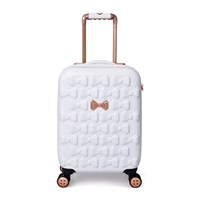 Ted Baker Beau Suitcase White