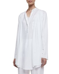 Minnie Rose Long Sleeve Open Duster Women's